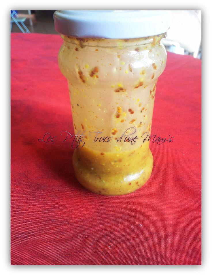 Vinaigrette miel-moutarde ou donner envie aux enfants de manger de la salade