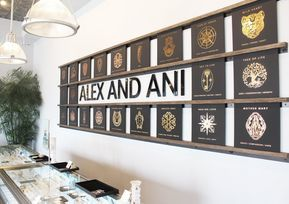 ALEX AND ANI 101: 13 Things to Know About Us As we continue to grow up, this feels especially apropos as 2017 marks our 13th birthday. In celebration, we came up with 13 memories, facts, and more that you may have never known about us. ALEX AND ANI WIRE