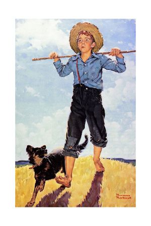 Norman Rockwell, Framed Art and Prints at Art.com