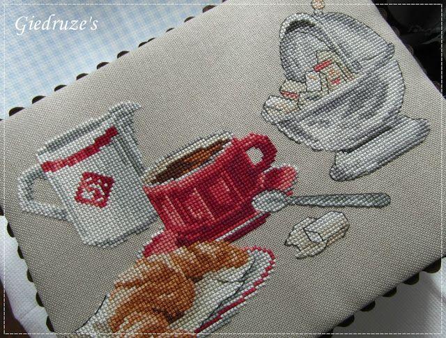 Giedružės valdos: DFEA 51 V.Enginger ''Cafe creme''