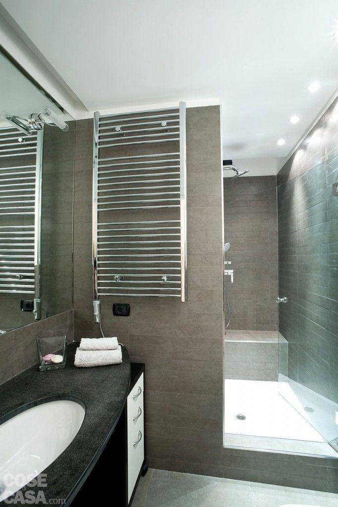 17 migliori idee su bagni con doccia su pinterest bagni for Piccoli piani di casa cabina di log