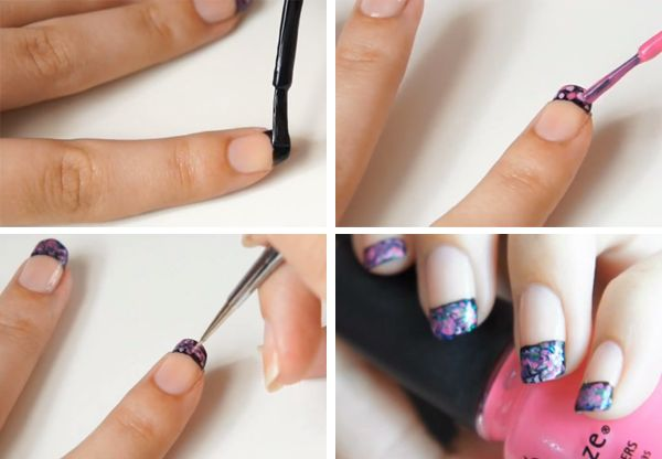 How to: perfecte zwarte nagels - Beauty - Styletoday.nl > Nagellak, nagellak tips, nagellak trends op Styletoday - Beauty - Styletoday