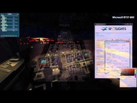 Spotlights | Flight Sim Labs, Ltd.