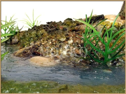 """Мастер-класс """"Имитация воды в композиции"""" - Ярмарка Мастеров - ручная работа, handmade"""