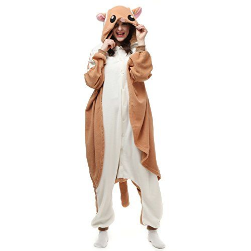 VU ROUL Unisex Adults Costumes Kigurumi Onesie Topo Gigio Size UK XL -- Check out the image by visiting the link.