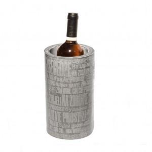 Concrete Wine Cooler. $99