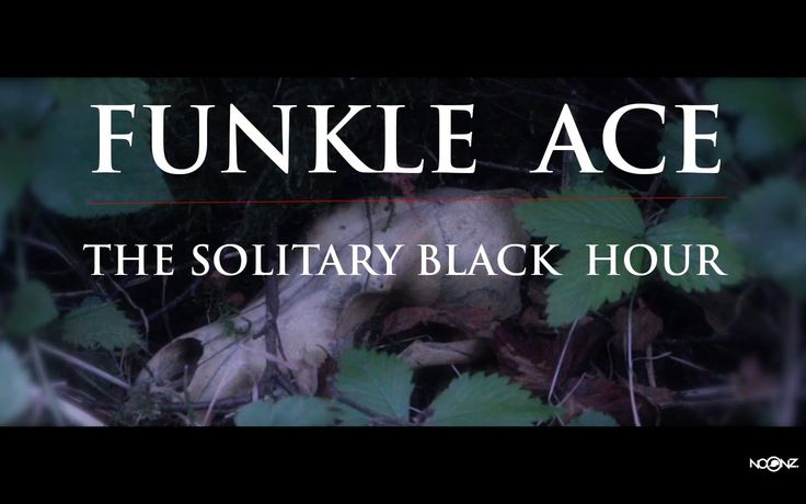 FUNKLE ACE - THE SOLITARY BLACK HOUR -