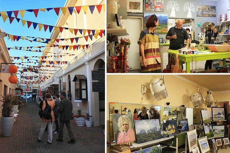 Hermanus First Friday Art Walk
