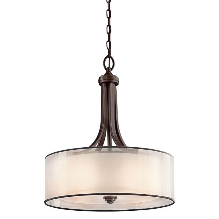 Lampa wisząca o średnicy 50cm