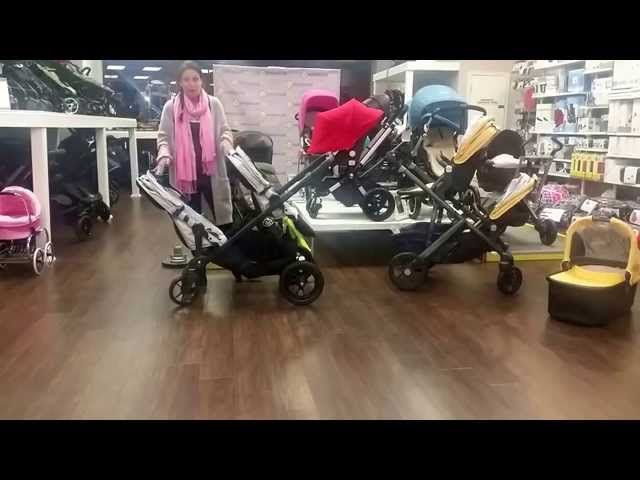 Check Out UPPAbaby Vista VS Baby Jogger City Select Double Stroller Review Comparison 2015