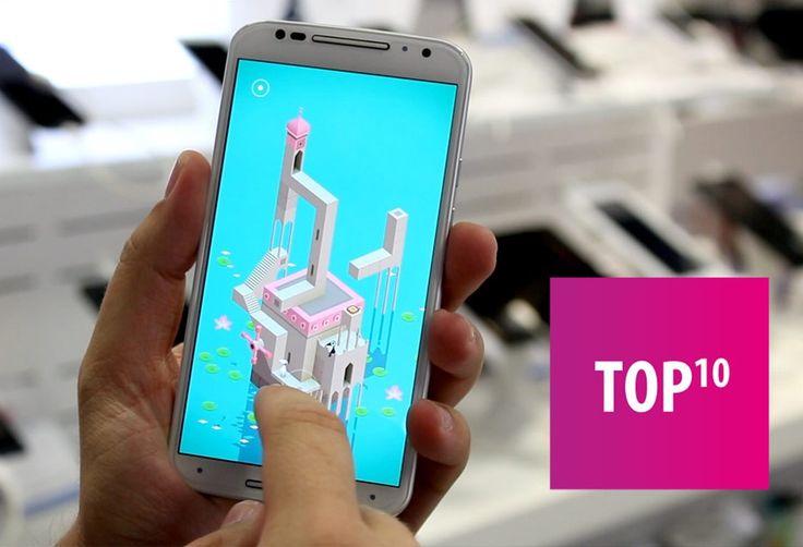Najlepsze smartfony do gier. TOP 10