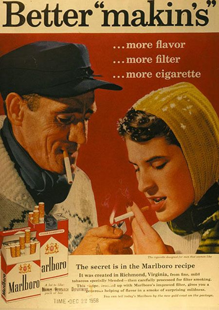 Vintage celebrity cigarette ads - San Antonio Express-News