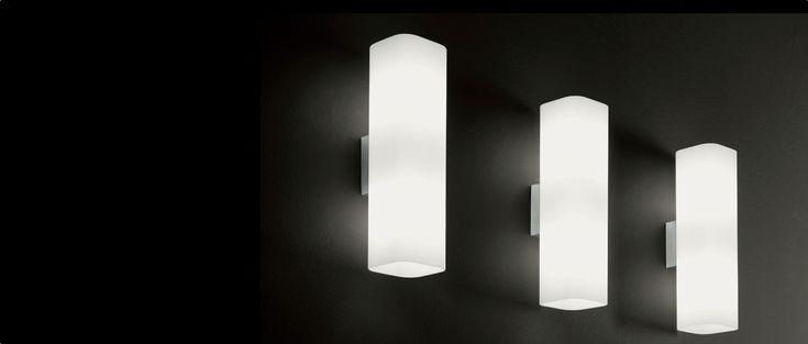 Carrè A - Wall lamp   DE MAJO