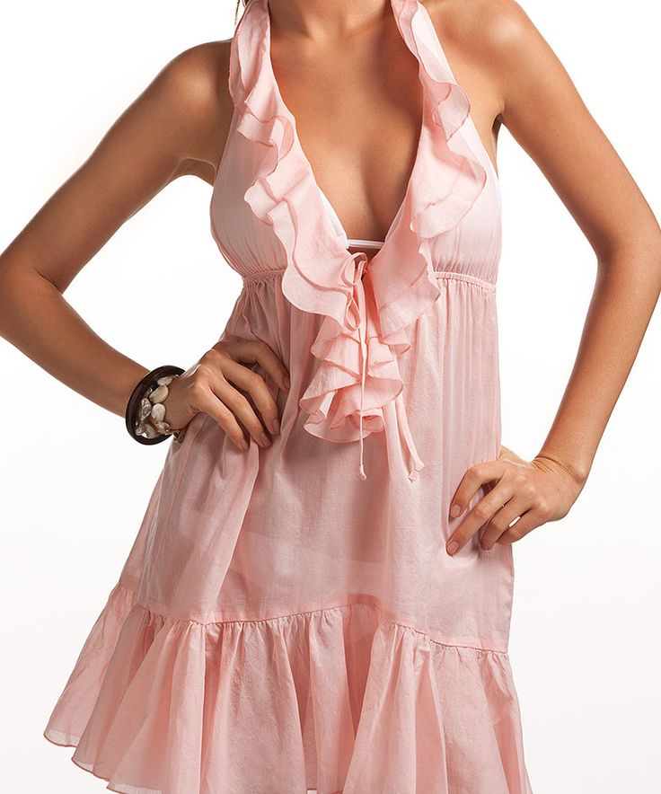 Look at this Island Company Pink Sunrise Dutchie Cover-Up on #zulily today!