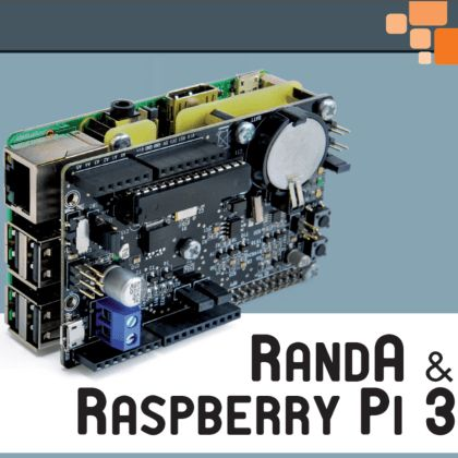 RandA has been updated to be compatible with the 3rd version of Raspberry Pi: let's going deep and explain all the new features. As you probably know, if you are familiar with the evolution of the raspberry board, in February of this year the 3rd new version of Raspberry Pi has been launched on the market. It is a hardware update of the reference model Raspberry Pi 2 that brought major improvements and a development of hardware performances, in regards to: CPU, which is now a quad-core 64…
