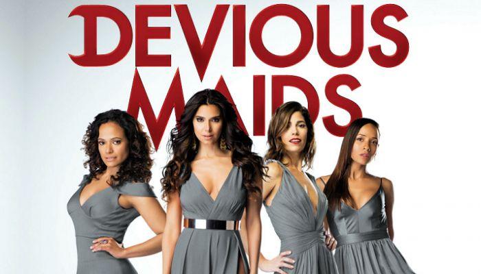 Devious Maids (en español,Criadas y malvadas) es una serie de comedia-drama de la televisión estadounidense creada por Marc Cherry, produci...