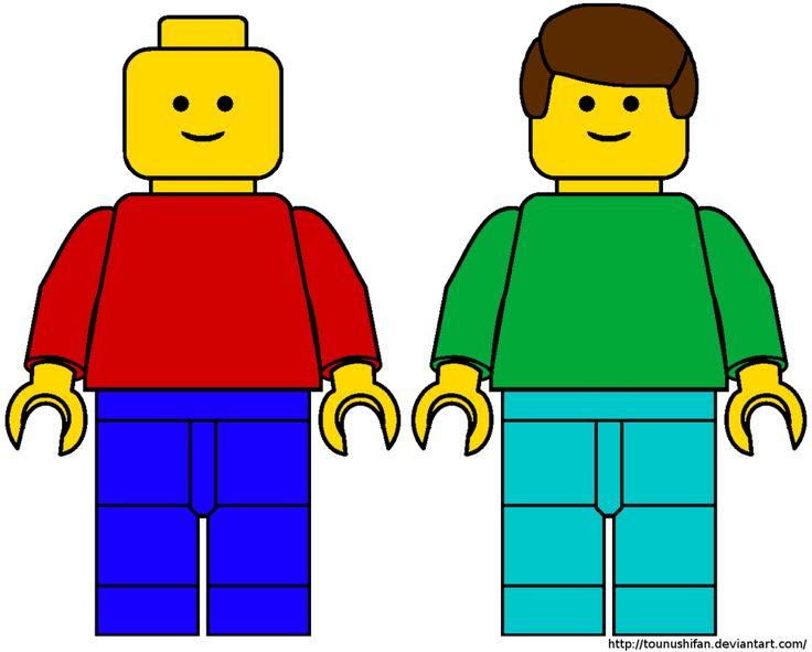 Лего картинки для детей нарисованные
