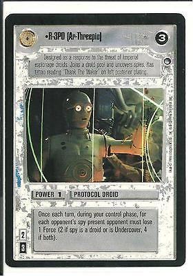 Star Wars CCG Hoth R-3PO [Ar-Threepio] for USD0.99 #Collectibles #Trading #Cards #Ar-Threepio Like the Star Wars CCG Hoth R-3PO [Ar-Threepio]? Get it at USD0.99!