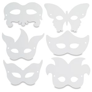 templates for Renaissance masks