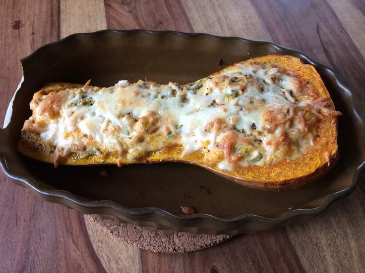 Gefüllter Butternut-Kürbis mit Kräuterkäse aus dem Ofen, ein sehr leckeres Rezept aus der Kategorie Krustentier & Muscheln. Bewertungen: 20. Durchschnitt: Ø 4,3.