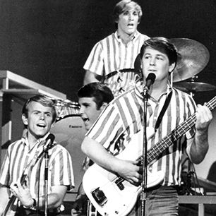 Flashback: The Beach Boys Hit 'The T.A.M.I. Show' in 1964