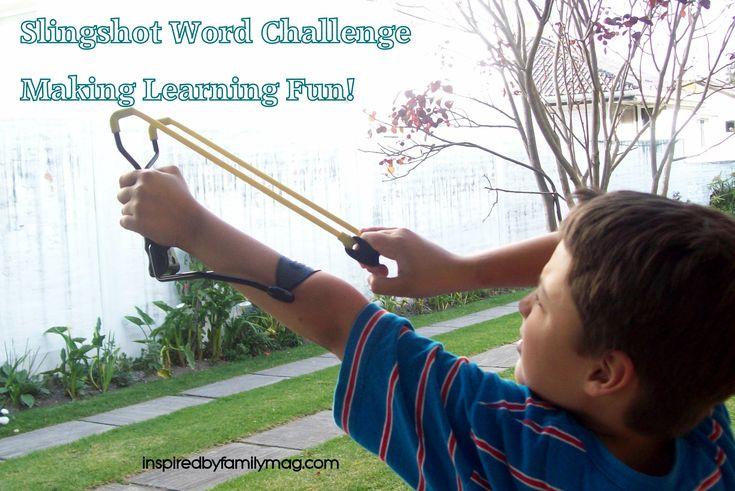 Slingshot Word Challenge