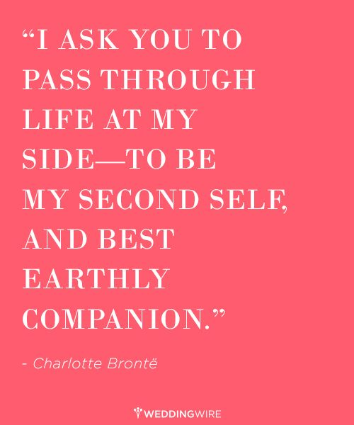 """""""I ask you to pass through life at my side - to be my second self, and best earthly companion."""" - Jane Eyre by Charlotte Bronte #fanart"""