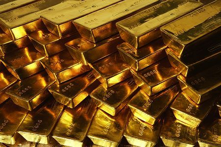 #Swiss refiners purify 2,600 tons of #Gold last year. Ain't it pretty!