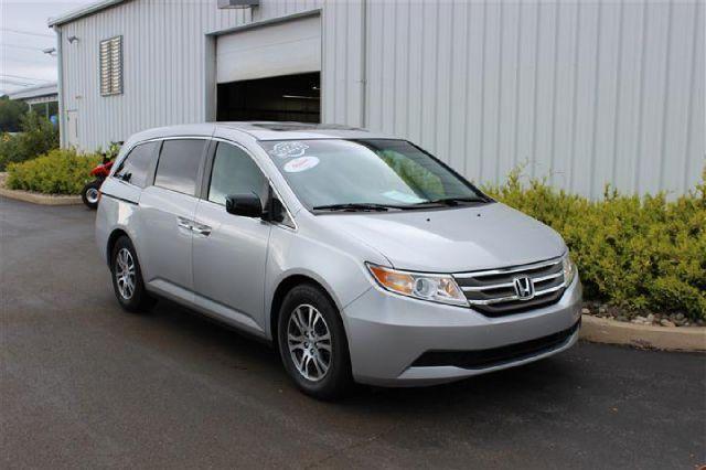 2011 Honda Odyssey, 38,689 miles, $25,995.