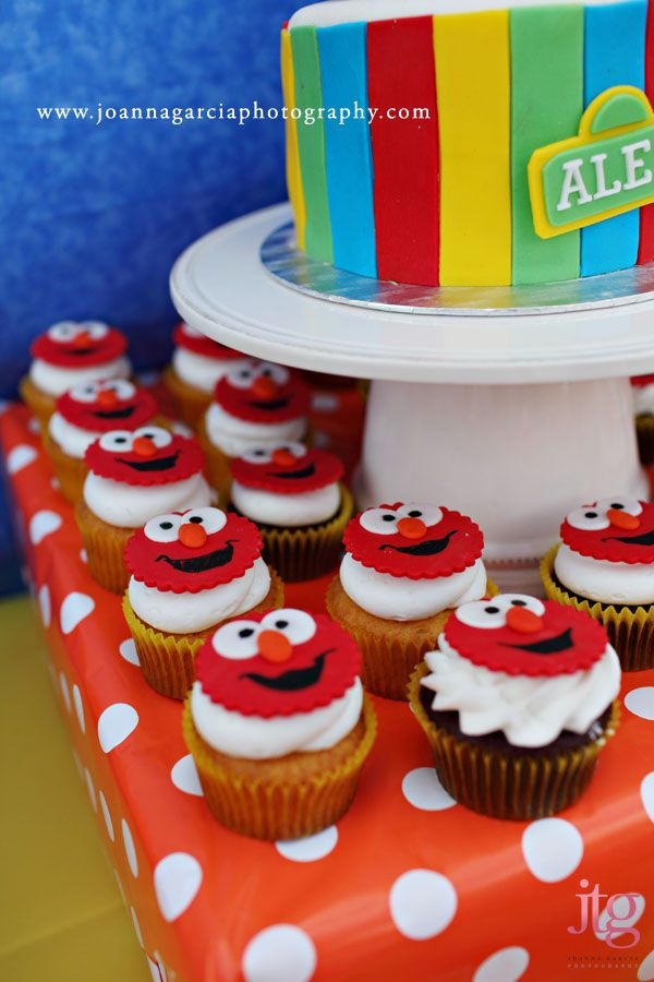 191 best Elmo Birthday Party Ideas images on Pinterest Elmo