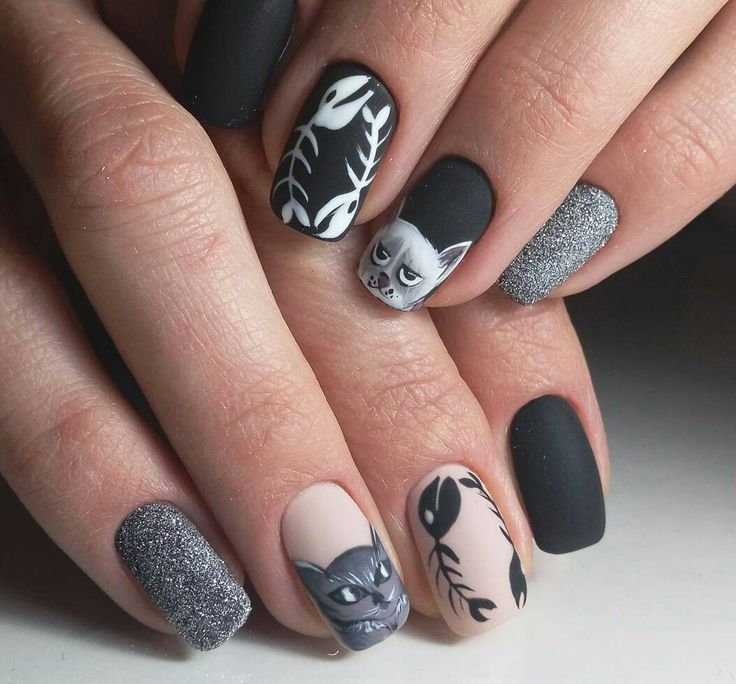 Animal Nail Designs   Graham Reid