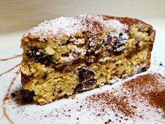 TORTA DI RICOTTA CON AMARETTI E CIOCCOLATO | Kucina di Kiara: blog di cucina a cura di Chiara Rozza