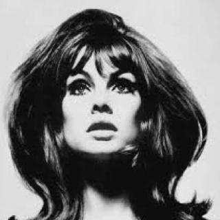 Jean Shrimpton... Hair TDF !