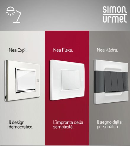 1000 images about urmet simon nea placche e interruttori. Black Bedroom Furniture Sets. Home Design Ideas