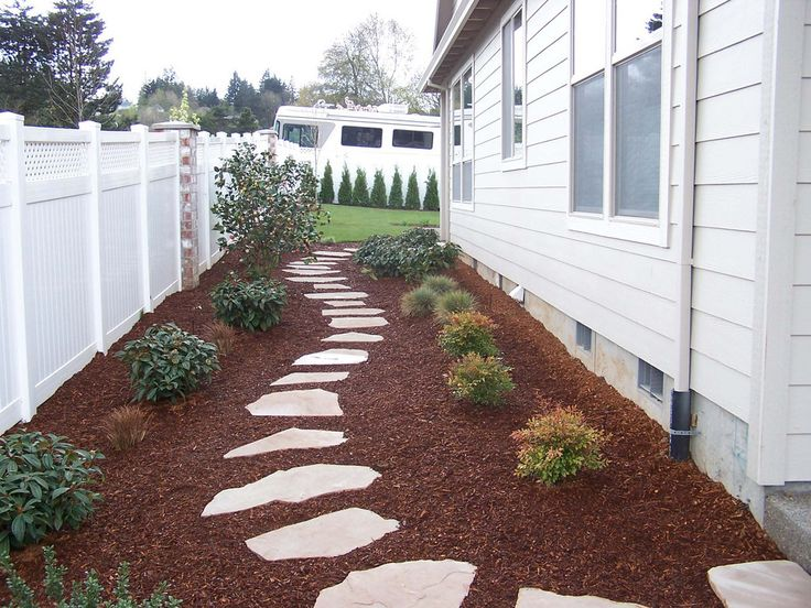 1000 Images About Landscaping With Mulch Drought