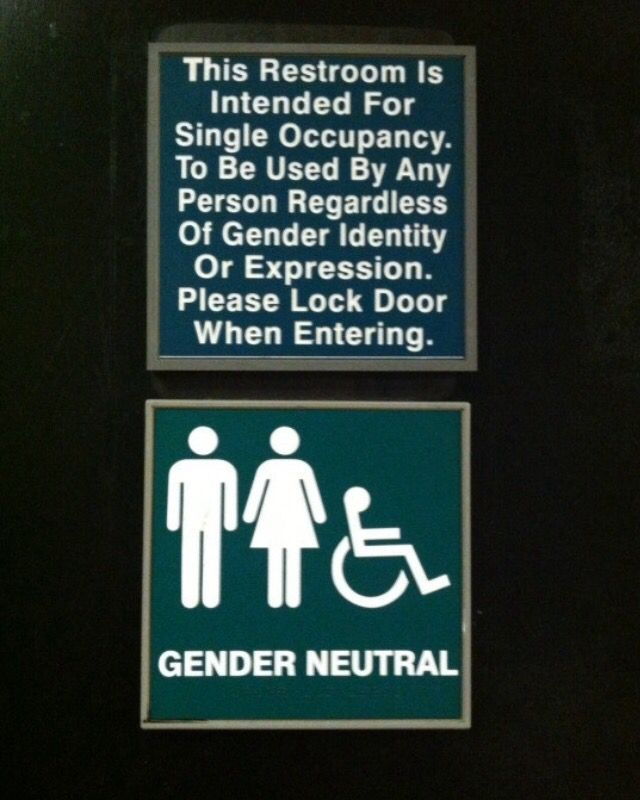 10 Best Bathroom Signs Images On Pinterest Bathroom Signs Bathroom Ideas And Gender Neutral