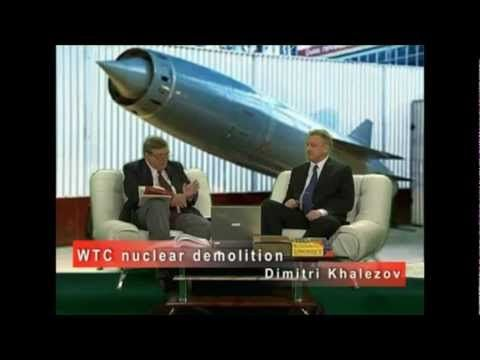 Dimitri Khalezov - WTC Nuclear Demolition [Complete / Full Length] This is long, but even watching it in increments is definitely worth it.