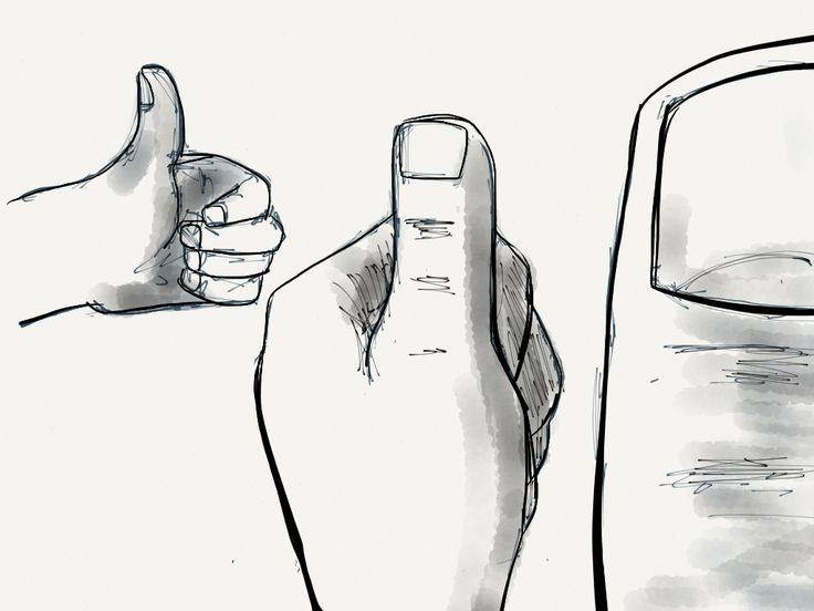 Dedo gordo #gestos