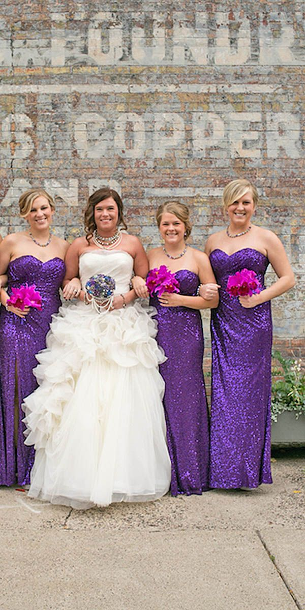 182 best Stunning Bridesmaids images on Pinterest | Bridesmaid ...