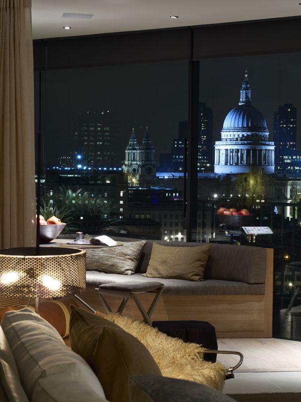 Neo Bankside #Penthouse, #London by Nick Guttridge, via Behance