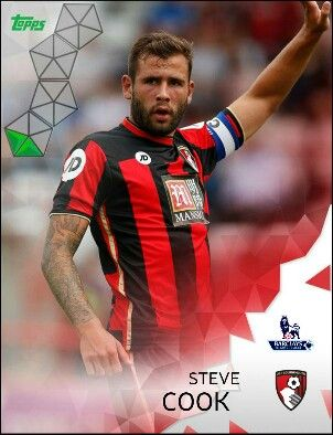 2889 Steve Cook