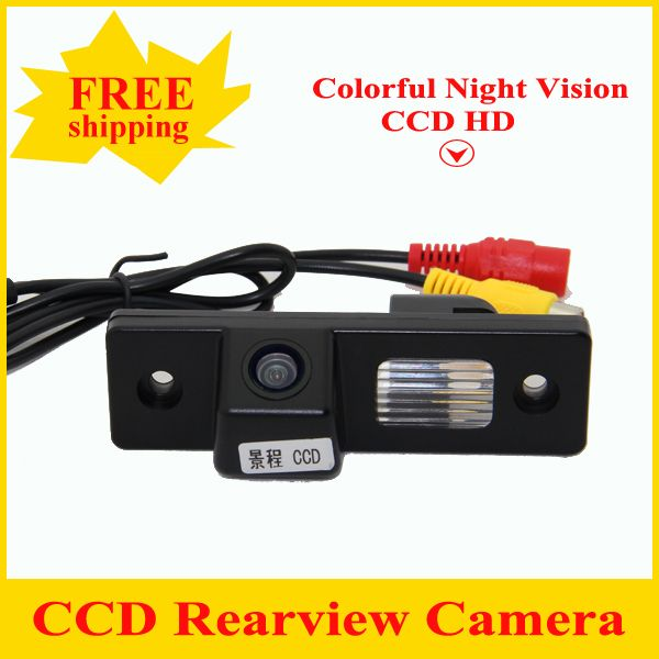 Promotion SONY CCD  Car Rear View Mirror Image CAMERA for CHEVROLET Epica/Lova/Aveo/Captiva/Lacetti/Cruze/Matiz with Guide Line