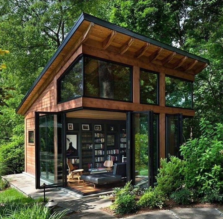 Reading Shack Tiny House Cabin Tiny House Design Architecture House