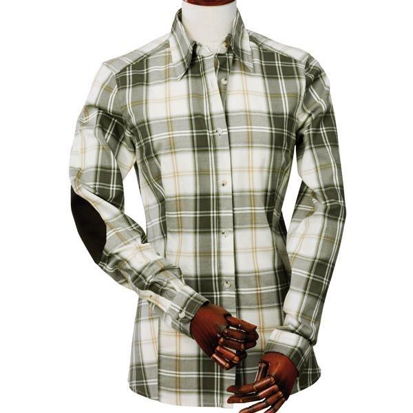 Laksen Ladies Nevis checked shirt #laksen #ladiesshirt #checkedshirt #countryclothing   http://www.ardmoor.co.uk/laksen-nevis-ladies-shirt-lak-nevi