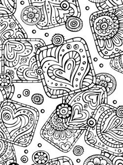 Kids N Fun Com New Coloring Pages Coding Colores Mandalas