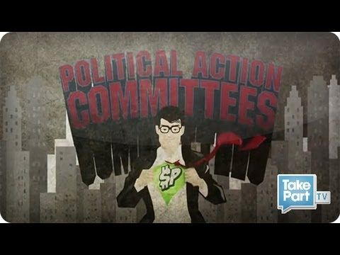 ▶ Super PACs - What Are They?⎢Civics in a Minute⎢TakePart TV - YouTube