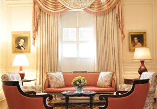 Blair House, Washington DC | Interior Design | Pinterest: pinterest.com/pin/474355773225763944