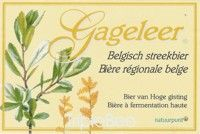 Label van Gageleer
