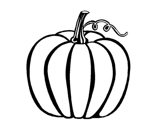 Thanksgiving Coloring Pages | Toddler Times