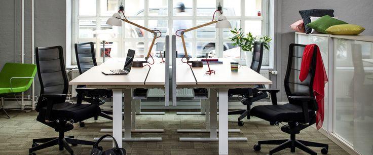 SA-Miljöer | SA Möbler AB - Designade kontorsmöbler